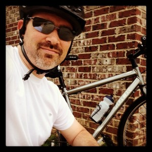 James and His New Bike
