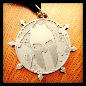 The Founder's Race Medal.