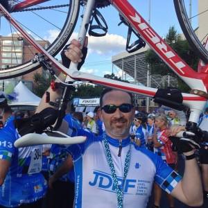 JDRF Victory!